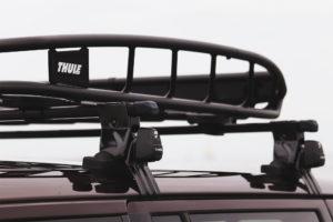THULE Canyon ルーフラック&INNOベースキャリアセット
