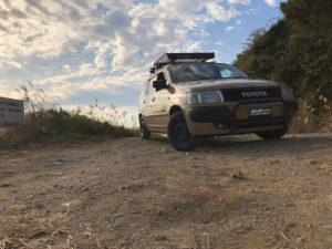 プロボックスカスタム/釣りの車