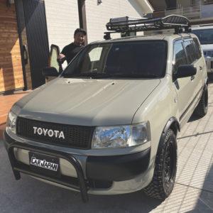 プロボックスカスタム/作業車&趣味ぐるま01